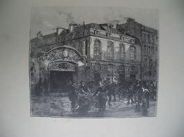 La Maison Où Mourut Béranger, 1883