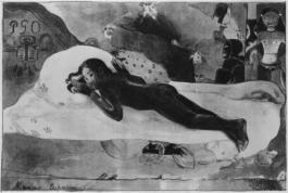 Manao Tupapau, 1893