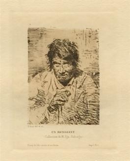 Le Mendiant (The Beggar)