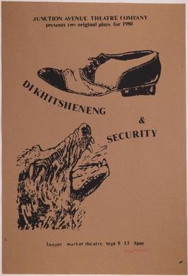 Dikhitsheneng & Security