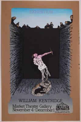 Exhibition William Kentridge (Pit Monotypes)