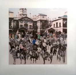 Horse guards Parade - Horses and Horsemen