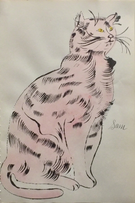 From 25 Cats Name Sam and One Blue Pussy (IV.56)