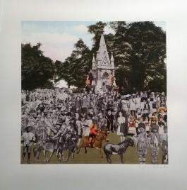 Regent's Park - The Runaway Donkeys