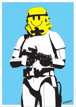 Smiley Trooper