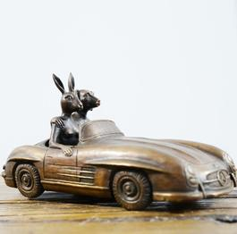 A Merc is Rabbit and Dog