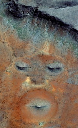 Earth Portrait 23, Namibia