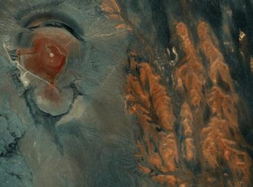 Meta Land Art Roden Crater, Arizona