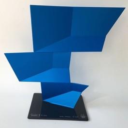 Triedos II F223 - Iridescent blue