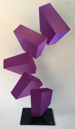 Ascending Nimbus F206 - Magenta
