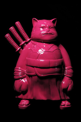 Big Samurai, Dark Pink