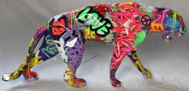 Wild panther - tagues