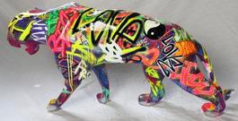 Wild panther - tague