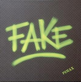 Fake (Monogramme marron)