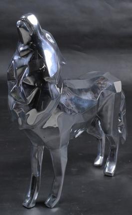 Aluminium wolf