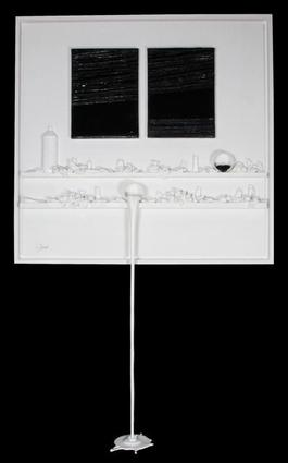 Flow 81 - Hommage a Soulages