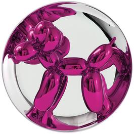 Ballon Dog Magenta
