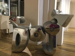 DOG XL Aluminium