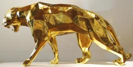 Wild panther gold