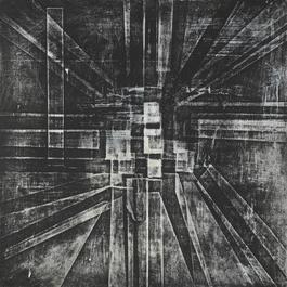 Grinder Painting 8 (Black Perspective)