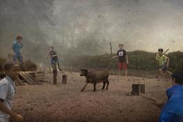 Corralling The Goat
