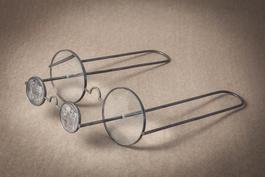 Eyeglasses for Ernest Lanzer