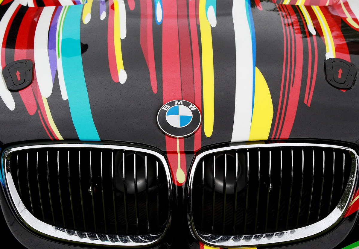 All BMW Art Cars
