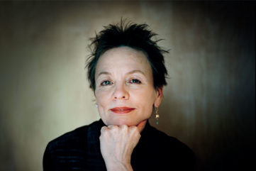 Laurie Anderson, Brighton Festival