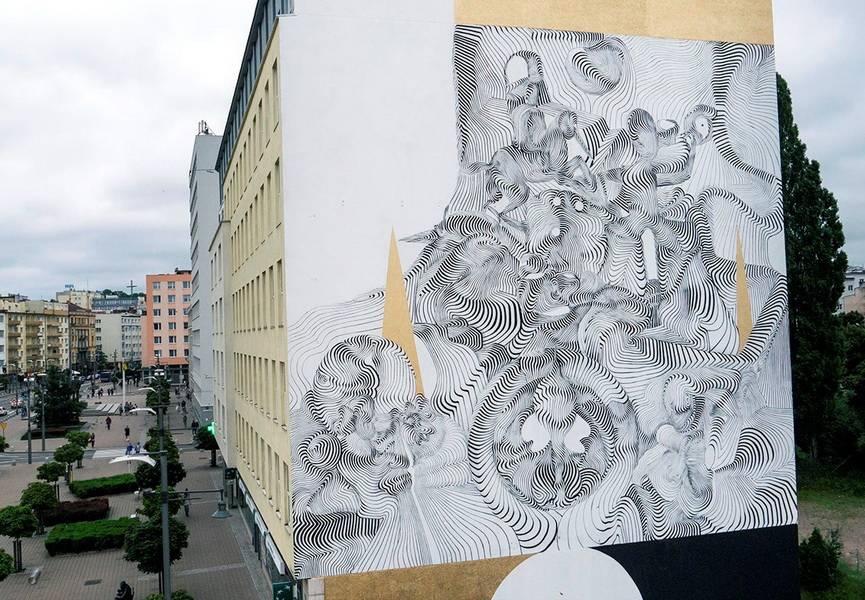 Urban Italian artists like Never2501 are creating a new and exciting street art scene