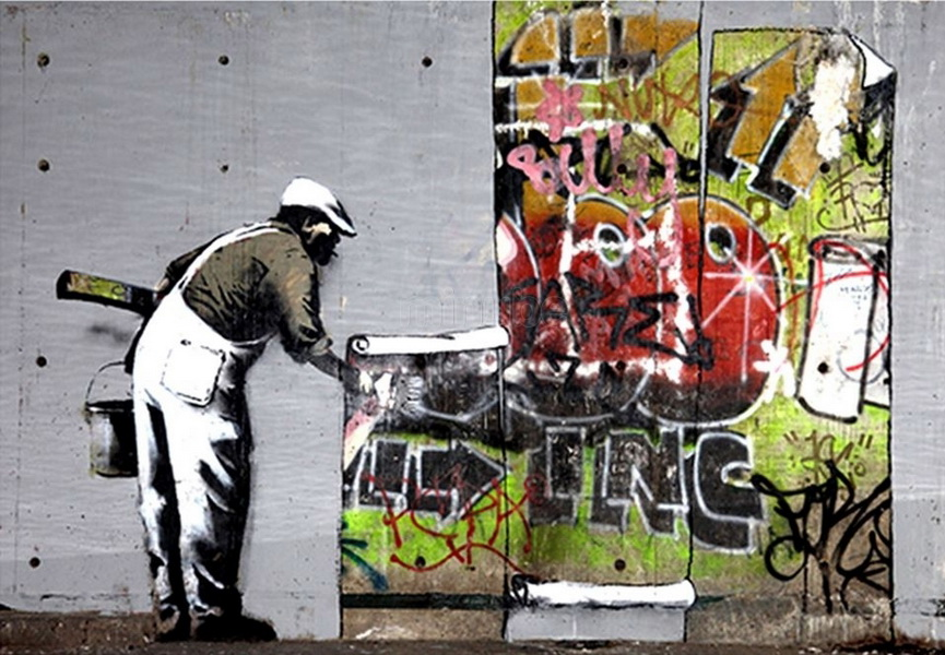 10 Banksy Street Art Pieces In London Widewalls