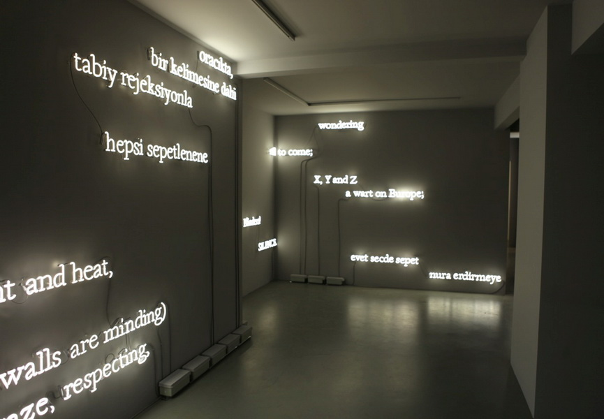 Joseph Kosuth is one of the leading American conceptual artists and a pioneer of installation and conceptual art