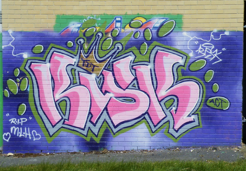 10 Graffiti Terms to Remember | Widewalls
