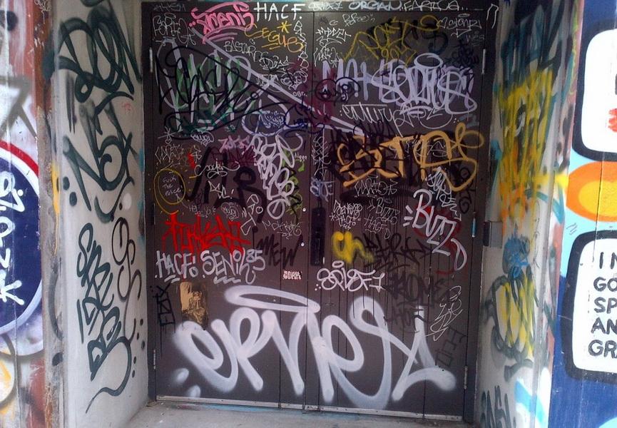 crew, piece, paint