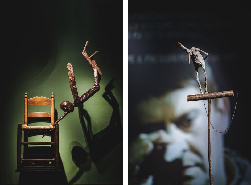 Enigma Pinocchio. From Giacometti to LaChapelle – A Great Italian Story