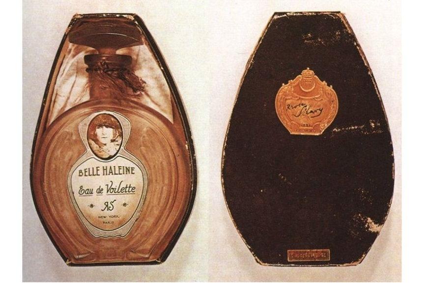 Marcel Duchamp Belle Haleine - Eau De Voilette