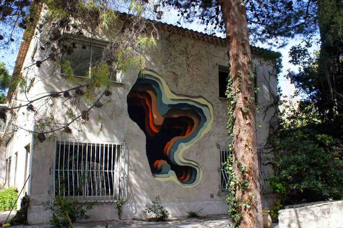 Street art and murals