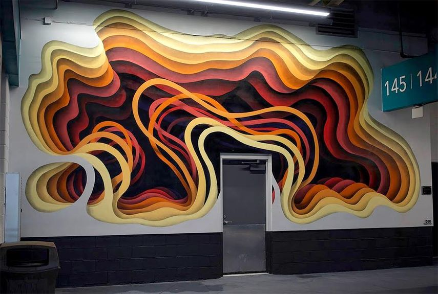 Mural by 1010