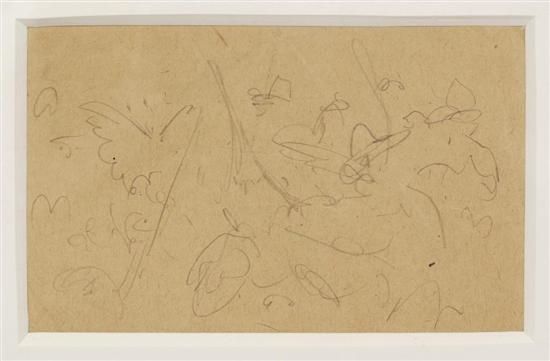 Diego Rivera-Boceto para el Carnaval de Huejotzingo-