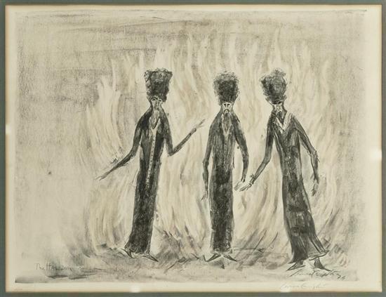 Leonora Carrington-The Hasidim-1974