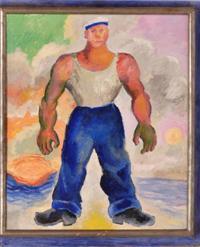 Diego Rivera-Marino-