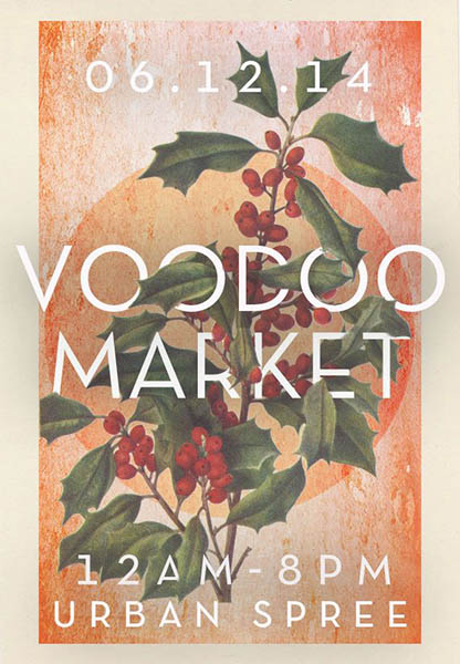 Voodoo Market at Urban Spree