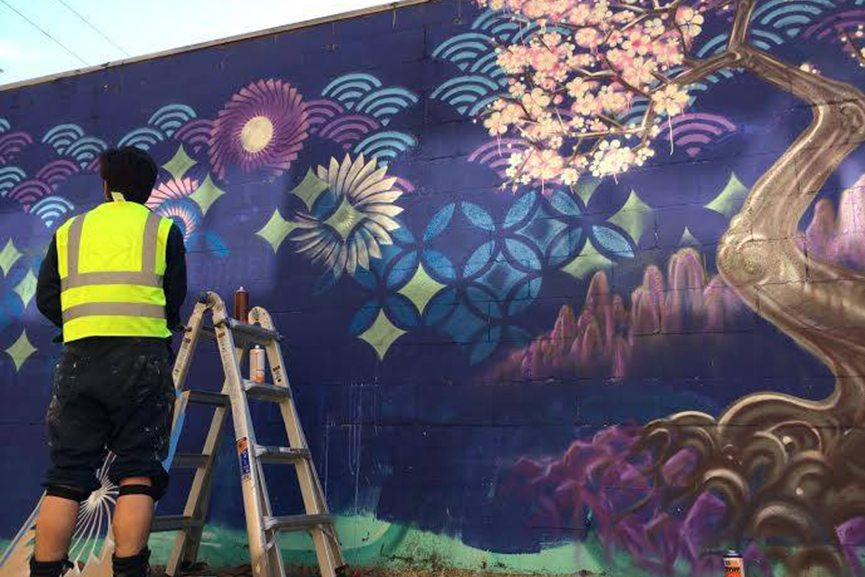 Seattle Mural Project