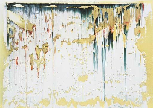 Gerhard Richter-Fuji (14 Oktober 96)-1996