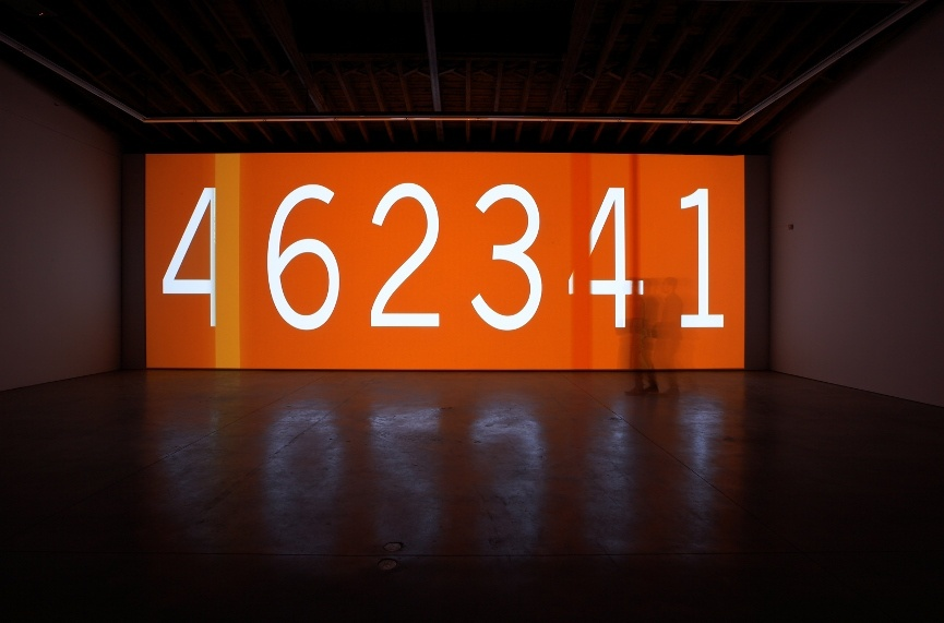 Charles Atlas, The Illusion of Democracy, 2012, Luhring Augustine Buswick, New York, Installation View (Image for Illustrative Purposes only, courtesy of Vilma Gold)