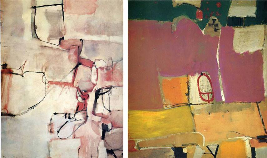 In terms of his style, the american artist was very eclectic yet balanced