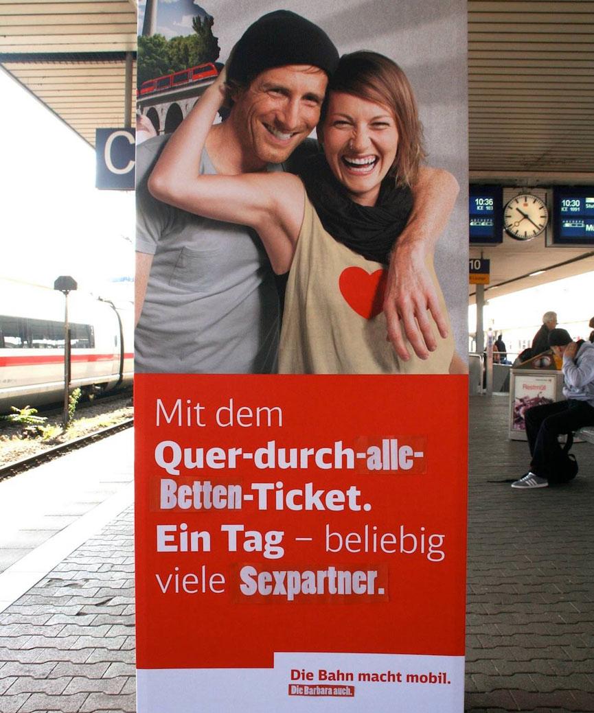 Brabara Deutsche Bahn