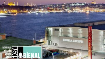 Istanbul Modern, photo by Murat Germen