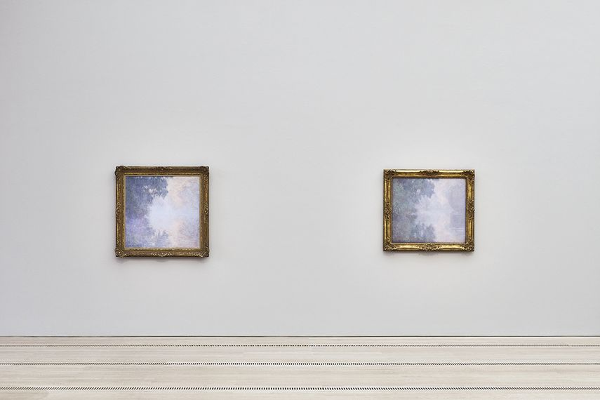 Exhibition View, Monet, at Fondation Beyeler, 2017, Courtesy: Fondation Beyeler