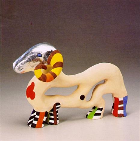 Niki de Saint Phalle-Ram-