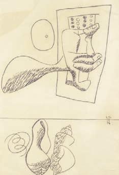 Le Corbusier-Komposition-1956